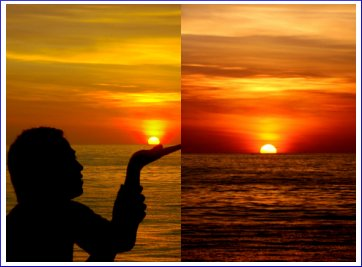 Sunset Jimbaran